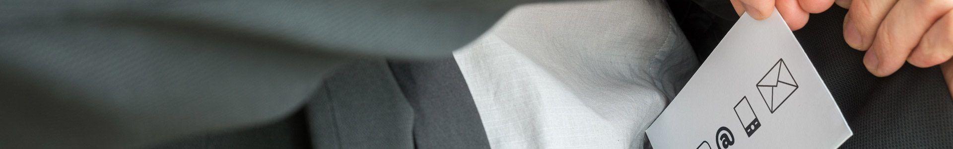 9 redenen voor een online businesscard