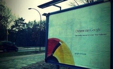 Billboard google chrome