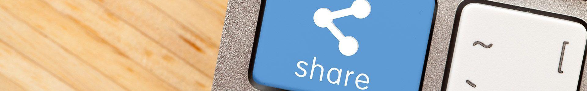 nieuwe facebook button maakt het mogelijk om selectief te delen
