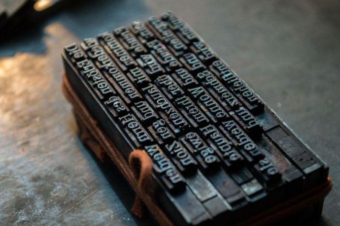 6 soorten drukkerijen onder de loep geschiedenis drukwerktechniek