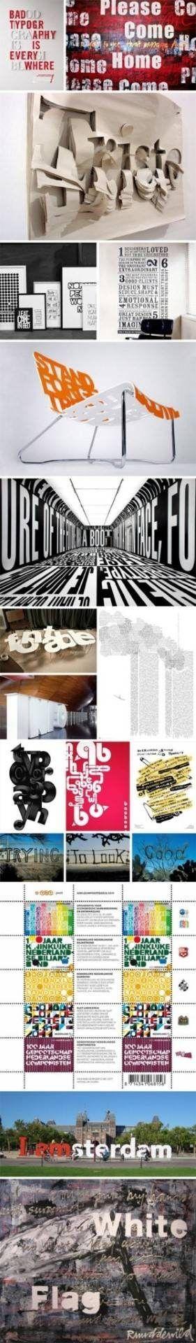 Typografie-toepassingen