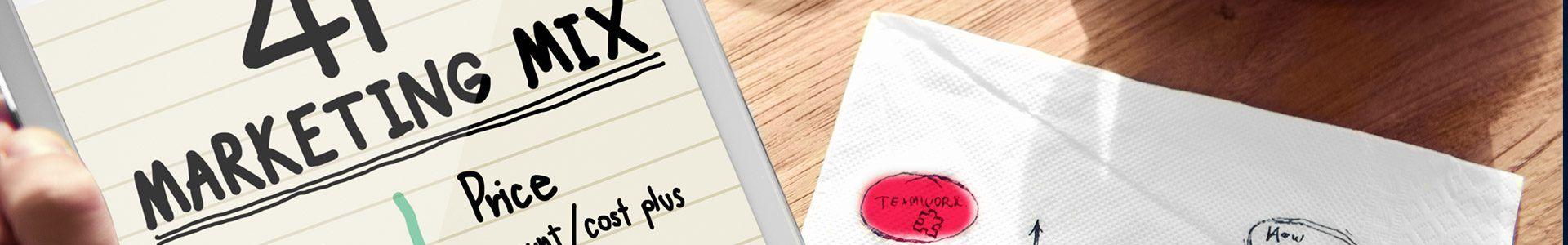 de marketingmix anno 2012 en de rol van persoonlijkheid