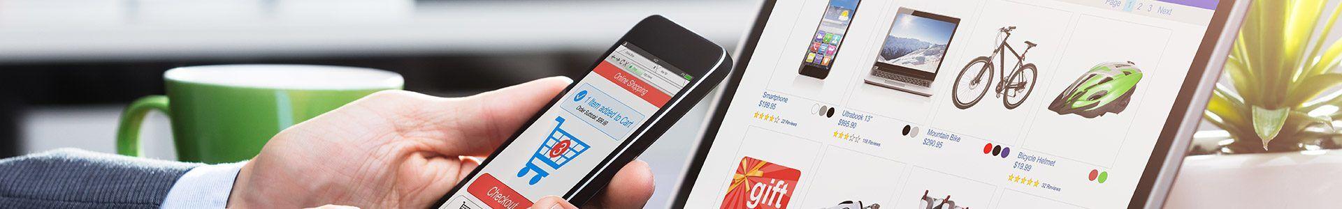concepten online shopping