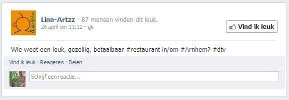 Leadgeneratie facebook