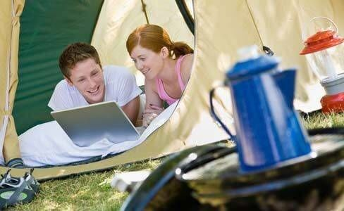 socia media en de hotel en campingbranche