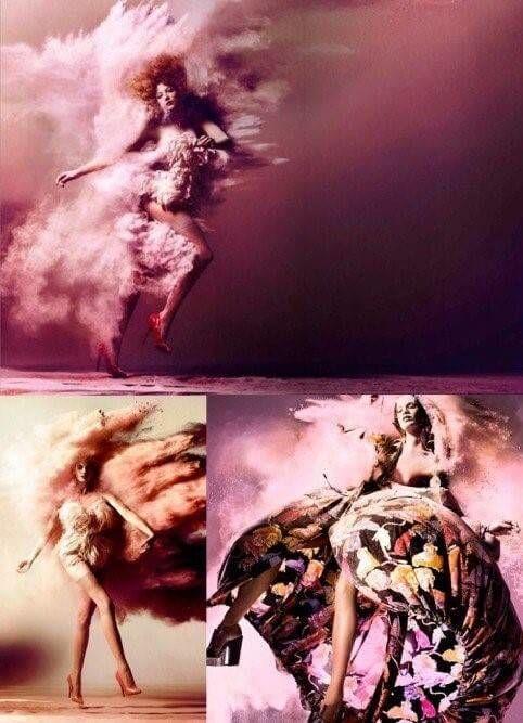 holi powder kleurpoeder van traditie naar kunstvorm fastion shoots fotograaf kristian schuller