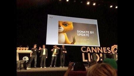 bastian lievers wint future lion award in cannes impressie