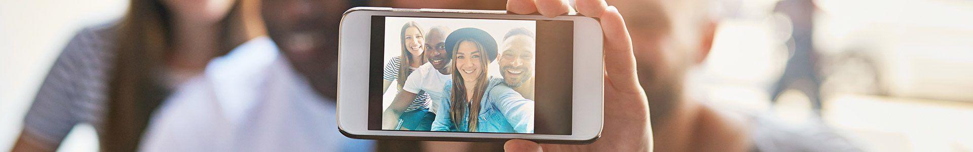 een selfie van hype naar sterk campagnemiddel