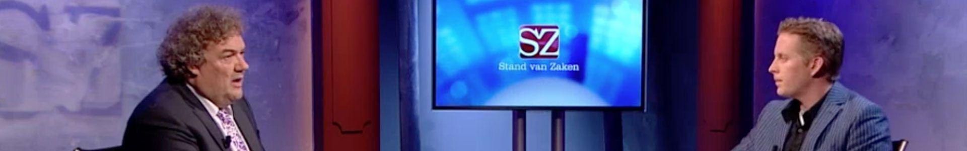 Gerben Lievers te gast bij RTV Oost programma Stand van Zaken