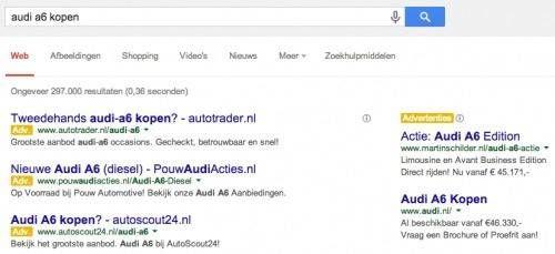 hulp bij google adwords 33 tips voor meer resultaat zichtbare url