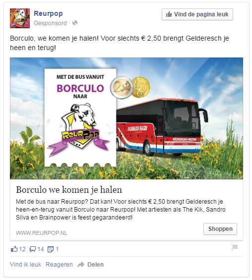 Bus naar Borculo