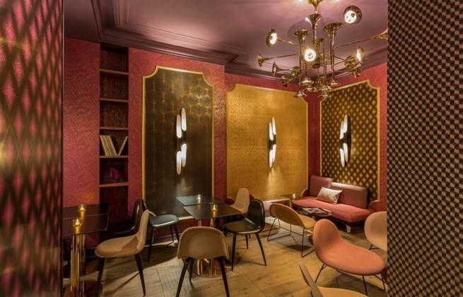 70's als thema het idol hotel parijs