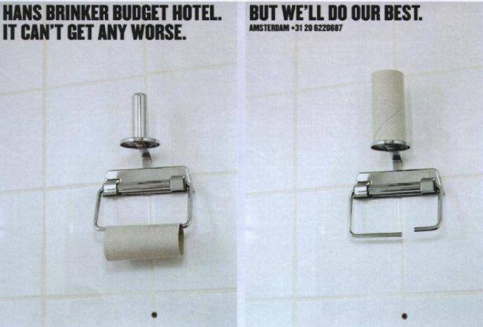 het beste voorbeeld het slechtste hotel van nederland profilering hans brinker