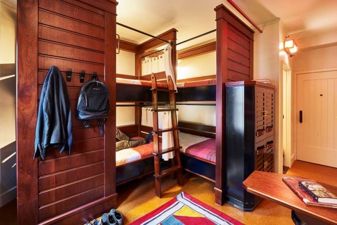 kamer freehand hostel