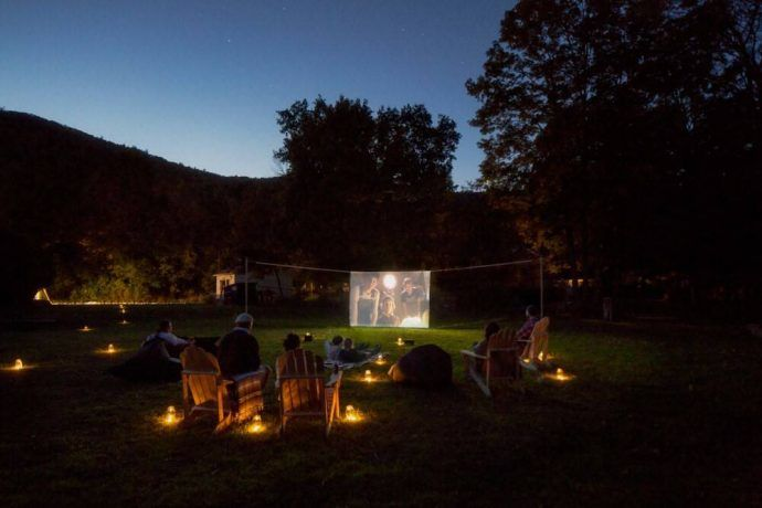 the hipster hotel the graham & co movienight