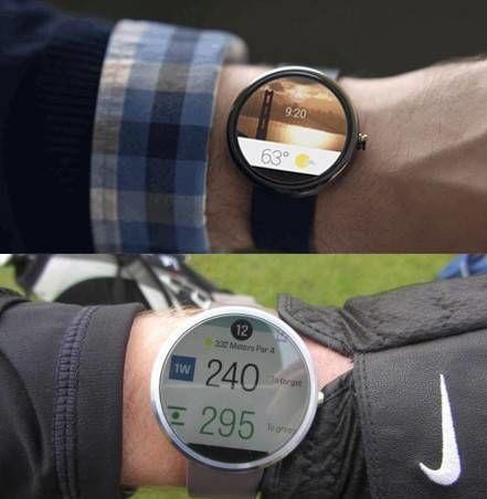 Verschillende smartwatches