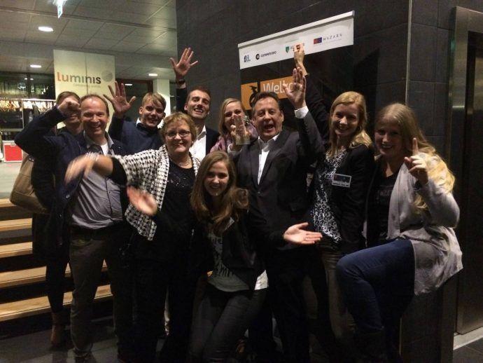Team-Nijhuis-Gazellen-Award