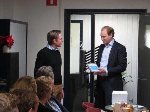 Gerben ontvangt Deloitte Technology Fast 50 award