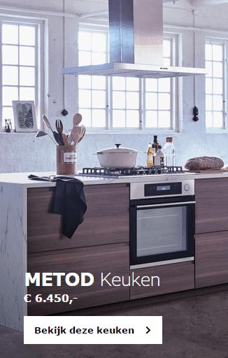 Ikea keuken method conversie banner