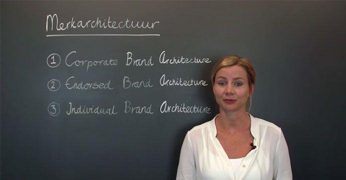 3 modellen van merkarchitectuur inclusief voorbeelden [Video]