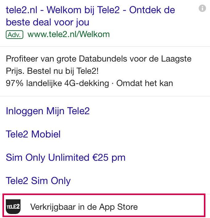 app-extensies