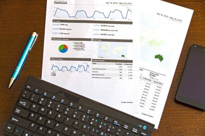 Dashboard-google-analytics