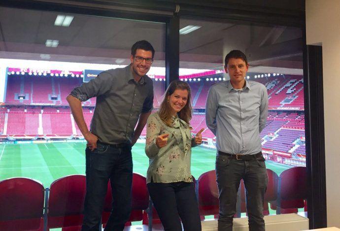 Samenwerking Team Nijhuis met FC Twente
