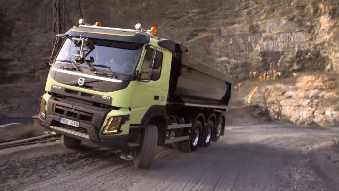 Volvo reclame verhaal video