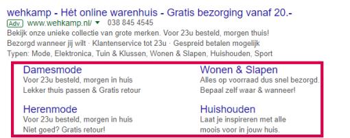 de #1 reden waarom je nooit moet stoppen met google adwords extenties