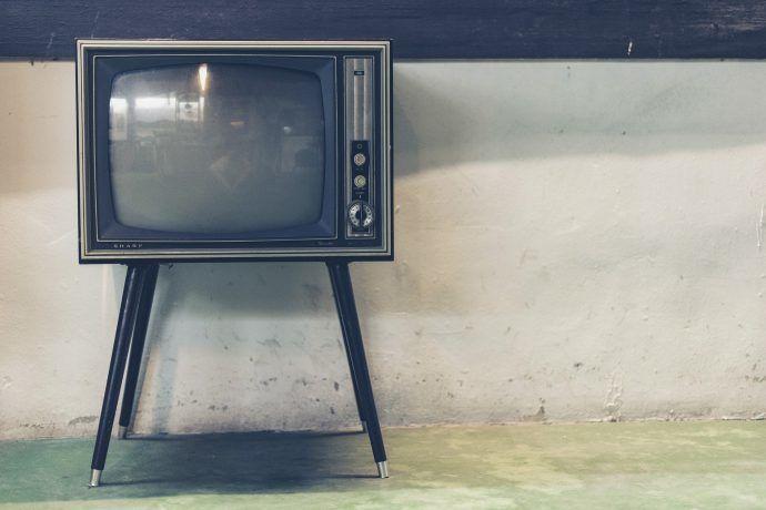 Voorbeeld tv vroeger