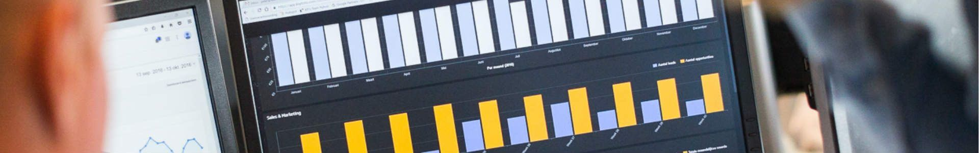 Gratis dashboards om te integreren met Google Analytics