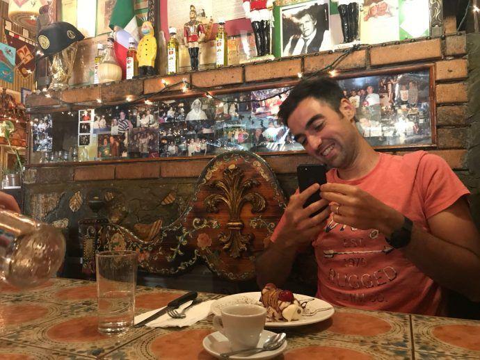 De-gelukkige-Italiaan