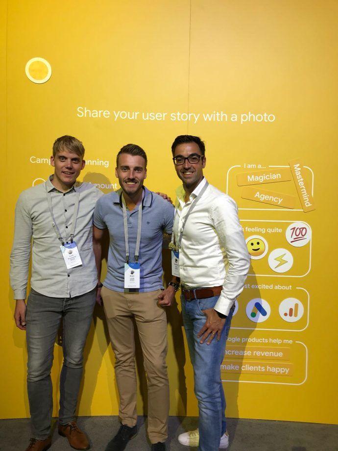 Google-Marketin-Live-2018-Luuk-Bram-Stefano