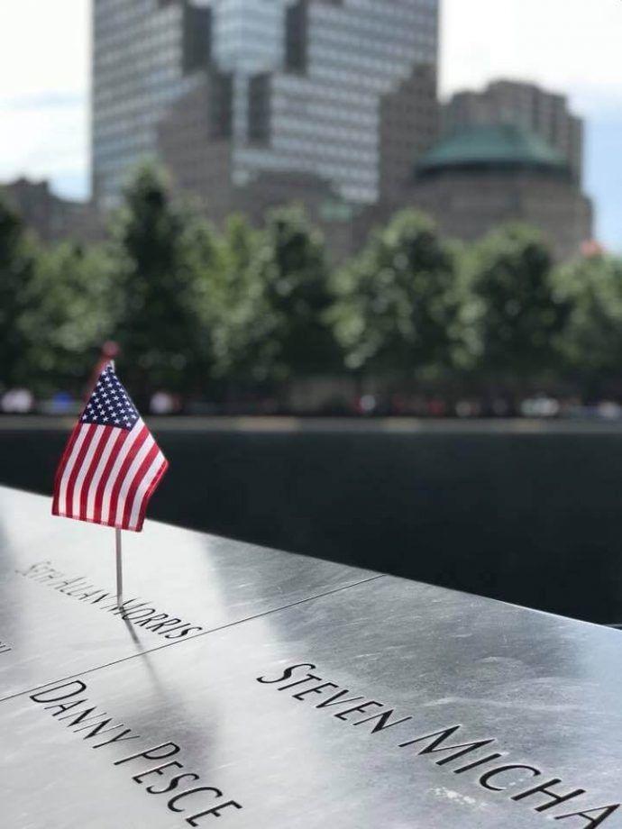 WTC-monument