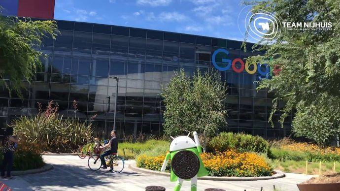 Zoekgigant Google komt naar twente video