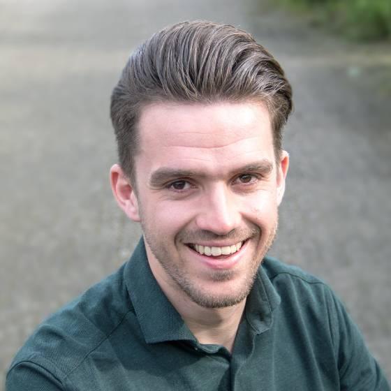 Junior digital markting expert Thomas Evers