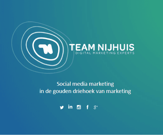 Download de social media presentatie