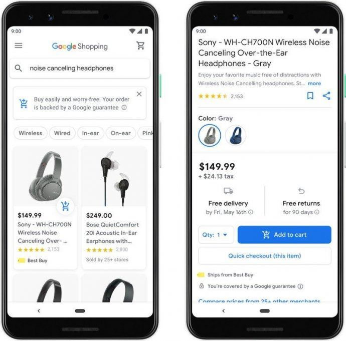 Google-Shopping-aankopen-doen-direct-in-ads