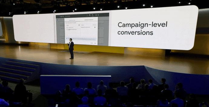 Google-Campaign-conversieacties