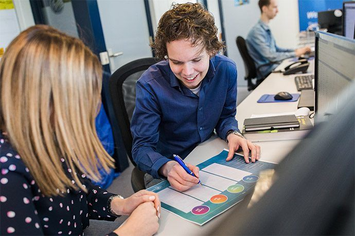 Conversie optimalisatie bureau Team Nijhuis