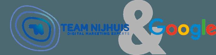Team Nijhuis en Google Nederland samenwerking