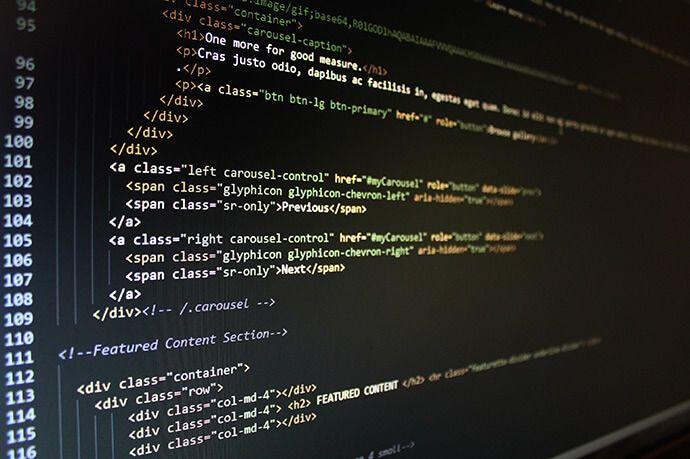 Van webdesign maakt techniek de beste website in code