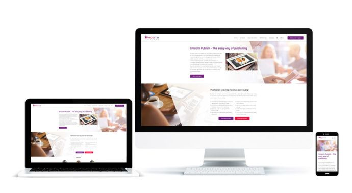 Smooth Publish nieuwe website