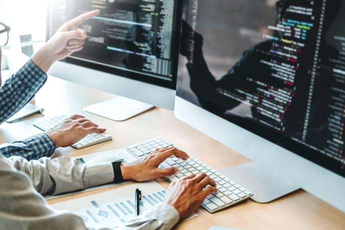 Technische realisatie van het design in Wordpress
