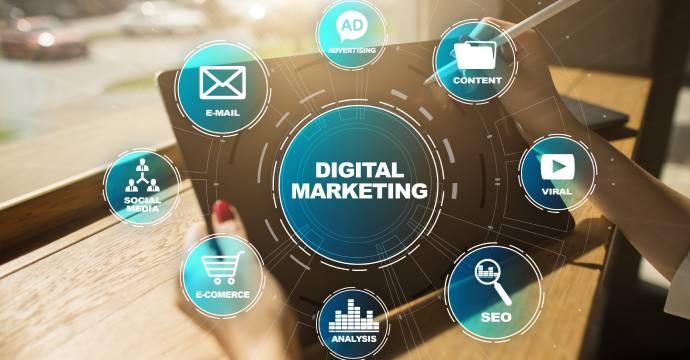 Een goede online strategie bestaat uit verschillende middelen