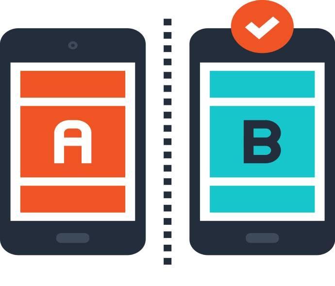 Aan de slag met A/B testing
